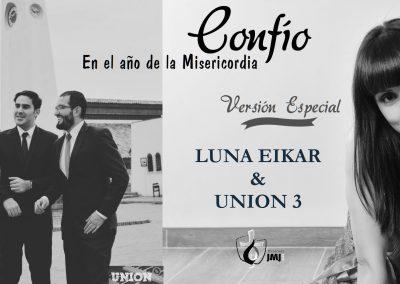 Confío [Luna Eikar & Unión 3]