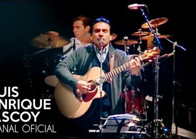 Credo [Luis Enrique Ascoy] En vivo, España