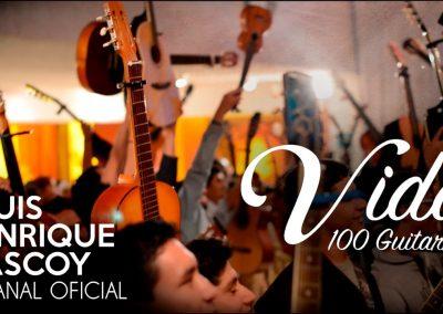 Vida 100 guitarras [Luis Enrique Ascoy]